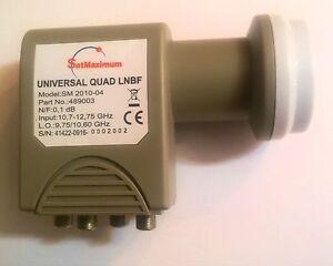 Universal Quatro  LNB 0.1 db