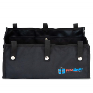 e270eaebbdaf Details about PracMedic Bags® Under Seat Rollator Bag or Tote for Four  Wheel Rollator or Long