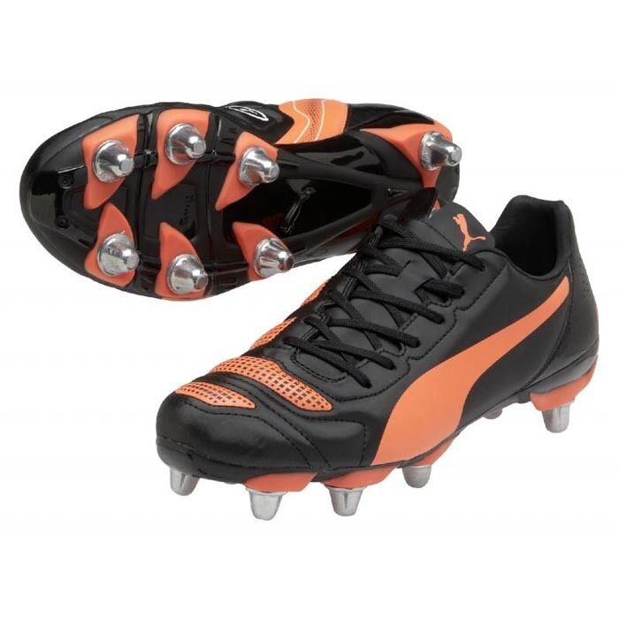 Puma EvoPower 4.2 Rugby H8 Chaussures de Bottes 103305-01