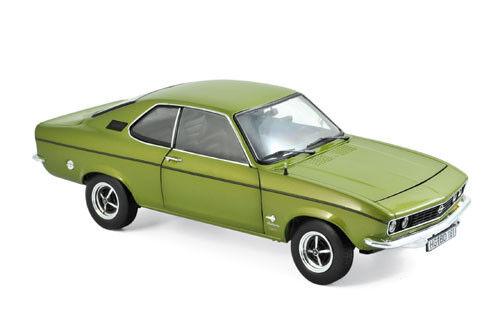 Norev Opel Manta 1970 1:18 Lemon verde metallic