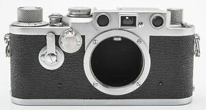 Leica-IIIf-III-f-3f-3-f-Ernst-Leitz-Wetzlar-Body-Gehaeuse