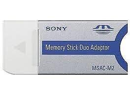 Genuine-SONY-Memory-Stick-Duo-Adaptor-MSAC-M2-Memory-Adapter-Pro-Made-in-Japan