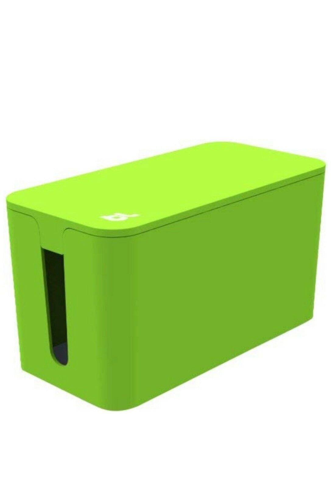 Bluelounge - Cable Box Mini (Lime Green) - UNOPENED