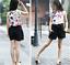 2pcs Kids Baby Girls Korean Fashion Summer Suit Sleeveless Blouse+Shorts Outfits
