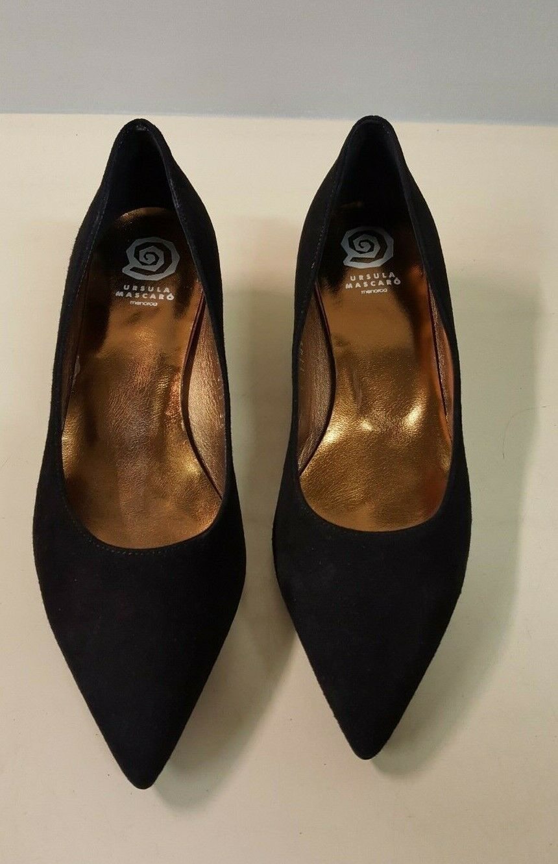 Ё 204) de de lujo de 204) diseño Ursula mascaro zapatos de salón talla 36 37 40 41 nuevo PVP 1bc3b6