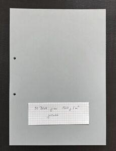 Tonpapier/Karton/Tonzeichenpapier: A4 (305 x 215 mm), grau: 90 Blatt 160 g/m² - Nähe Hannover / , Deutschland - Tonpapier/Karton/Tonzeichenpapier: A4 (305 x 215 mm), grau: 90 Blatt 160 g/m² - Nähe Hannover / , Deutschland
