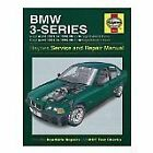 BMW 3-series Petrol Service and Repair Manual: 1991 to 1999 by Mark Coombs, Steve Rendle (Hardback, 2006)