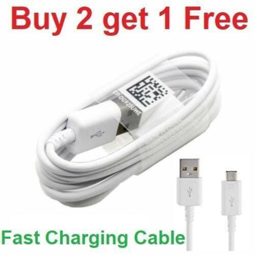 USB Charging Cable Lead for Samsung Galaxy Tab Active LTE SM-T365 T365 UK FAST