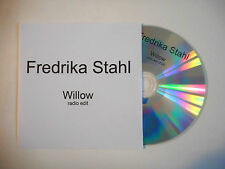 FREDRIKA STAHL : WILLOW ( RADIO EDIT ) ♦ CD SINGLE PORT GRATUIT ♦