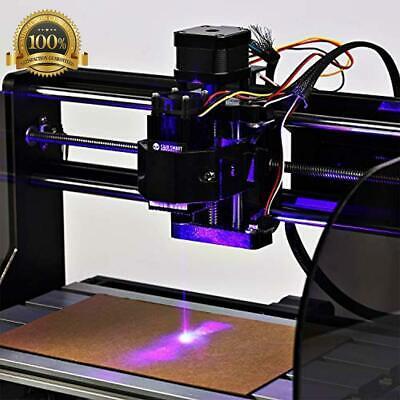 Mcwdoit 445nm Blue-Violet Light Module Kit for CNC Machine CNC Router 3018Pro// 3018Pro// 3018 Max