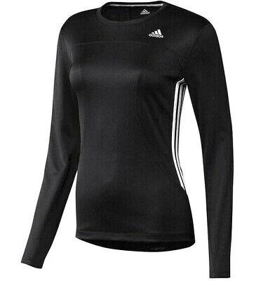 Adidas Rsp Bambini Tapis Shirt Manica Lunga Sport Shirt Ragazza Sexi Nero/bianco-mostra Il Titolo Originale Facile E Semplice Da Gestire