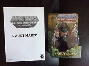 Masters Of The Universe Classics 'Compter Marzo' Figure 2009 Mattel Bnib