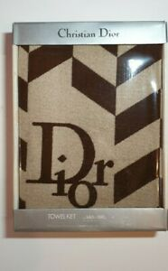 Christian-Dior-Towel-Ket-Beach-Towel-Bath-Towel-140x190-cm-100-Cotton