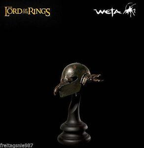 Seigneur des Anneaux Frodo Casque Orc 1: 4 de Weta Sideshow