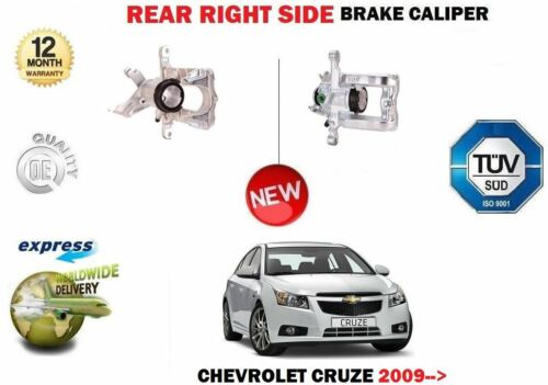 Pour Chevrolet Cruze Berline Berline Estate 2009 /> Neuf Arrière Côté Droit étrier De Frein