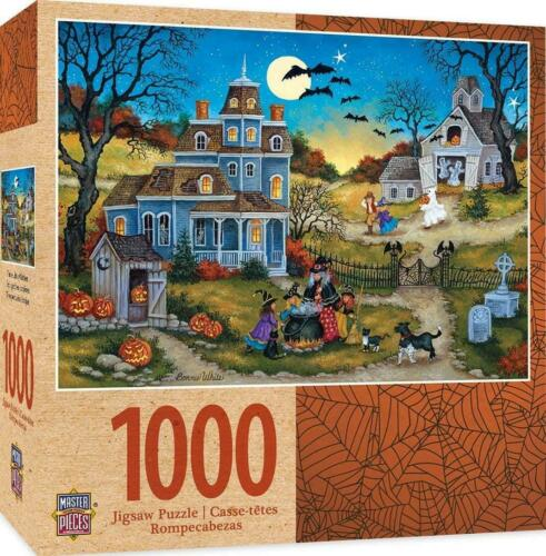 Three Little Witches 1000 Piece Jigsaw Puzzle