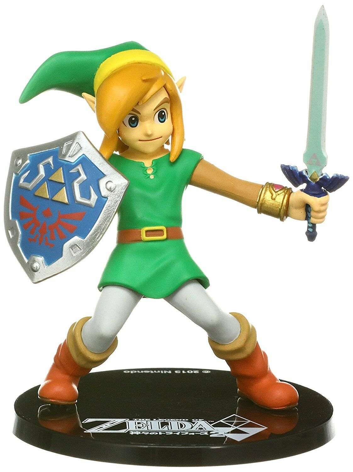 Medicom Toy Japan Ultra Detail Figure 314 Link Zelda Tri-force 2 from Japan