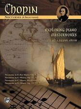 Exploring Piano Masterworks: Nocturnes (4 Selections