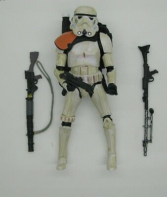"Sandtrooper Star wars PVC the Black Series 6/"" Stormtrooper Action Figures in box"