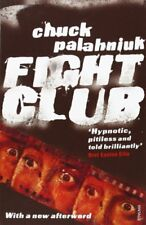 Fight Club,Chuck Palahniuk