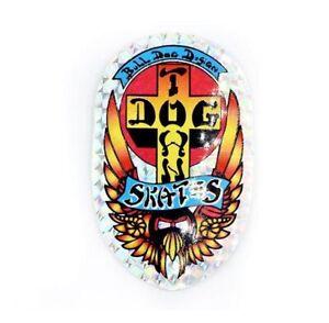 "4.25/"" Dogtown Z-Boys Jay Adams vinyl sticker Vintage style skateboard decal."