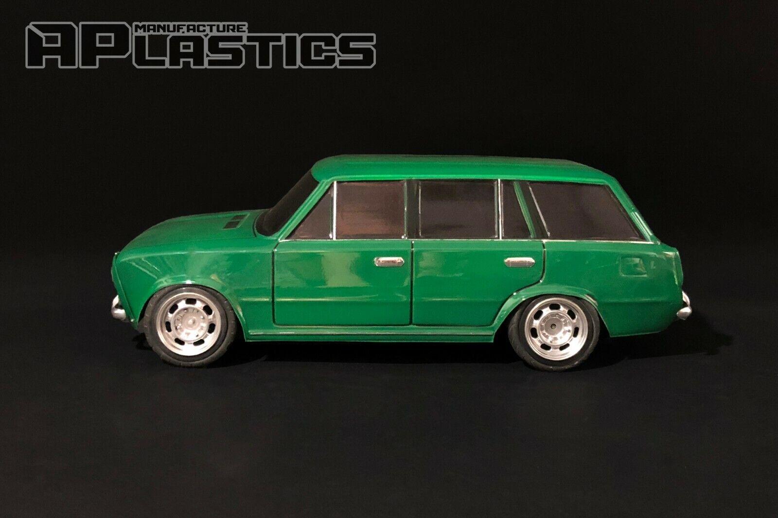 RC Body Car Drift Touring Touring Touring 1 10 VAZ Lada 2102 Wagon style APlastics New Shell b3b014