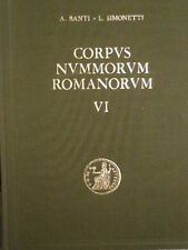Corpus Nummorum Romanorum volume 6 Banti-Simonetti