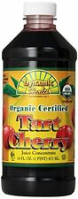 Dynamic Health 100% Pure Organic Certified Tart Cherry Juice Concentrate,...