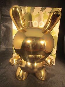Kidrobot Trop De Téléphones Portables: Gold Edition 8   Kidrobot Too Many Cell Phones: Gold Edition 8