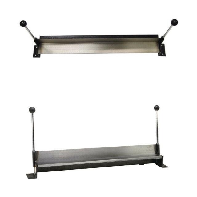 BAC Industries MB-18 18-Inch Sheet Metal Bender Grey