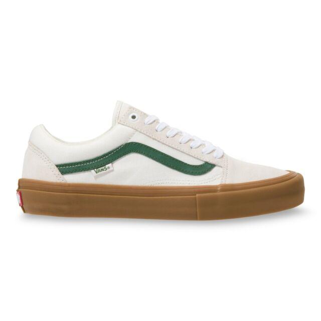 VANS Old Skool Pro   Mens Skate Shoes   Marshmallow Alpine