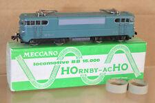 HORNBY DUBLO ACHO 638 SNCF CLASS BB 16009 E-LOK ELECTRIC LOCO BOXED nj