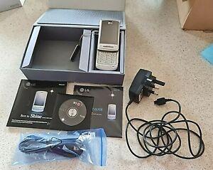 LG Shine KE970 téléphone portable tri bande boîte d'origine