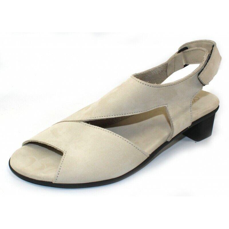 ARCHE Obibbi Asimmetrical Slingback  Sandal Sz EU41  US10  ci sono più marche di prodotti di alta qualità