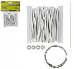 Image is loading Replacement-Shock-Cord-Repair-Kit-Bungee-Elastic-C&ing-  sc 1 st  eBay & Replacement Shock Cord Repair Kit Bungee Elastic Camping Tent Pole ...