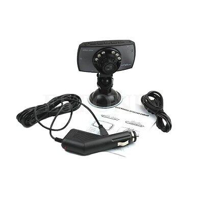 "Hot HD 1080P 2.7"" Auto Car DVR Dash Video Camera Recorder LCD G-sensor"