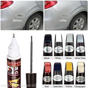 Auto Touch Up Paint >> Details About 1x Pro Car Scratch Remover Touch Up Paint Pen Auto Tyre Tire Repair Pen Brush