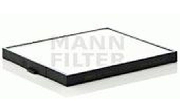 MANN-FILTER Filtro, aire habitáculo KIA CARNIVAL CU 2640
