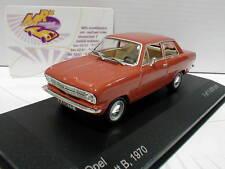 """Whitebox WB143 # Opel Kadett B Baujahr 1970 in """" kupfer-metallic """" 1:43 NEUHEIT"""