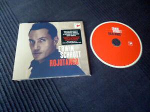 CD Erwin Schrott ROJATANGO Piazolla Ziegler Jobim Veloso Caymmi  Parra Sony 2001