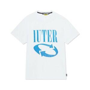 Iuter-Future-Tee-T-Shirt-Uomo-20SITS88-WHT-White