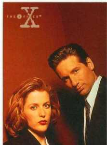 1996-TOPPS-034-X-FILES-034-SERIES-PROMO-TRADING-CARD-as-NEW-Condition