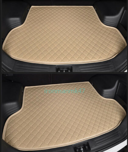For Subaru Outback Forester Tribeca XV Car Rear Cargo Boot Trunk Mat FloorLiner
