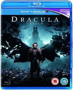 Dracula Untold 2014 Blu Ray Brand New And Sealed 5053083025199 Ebay