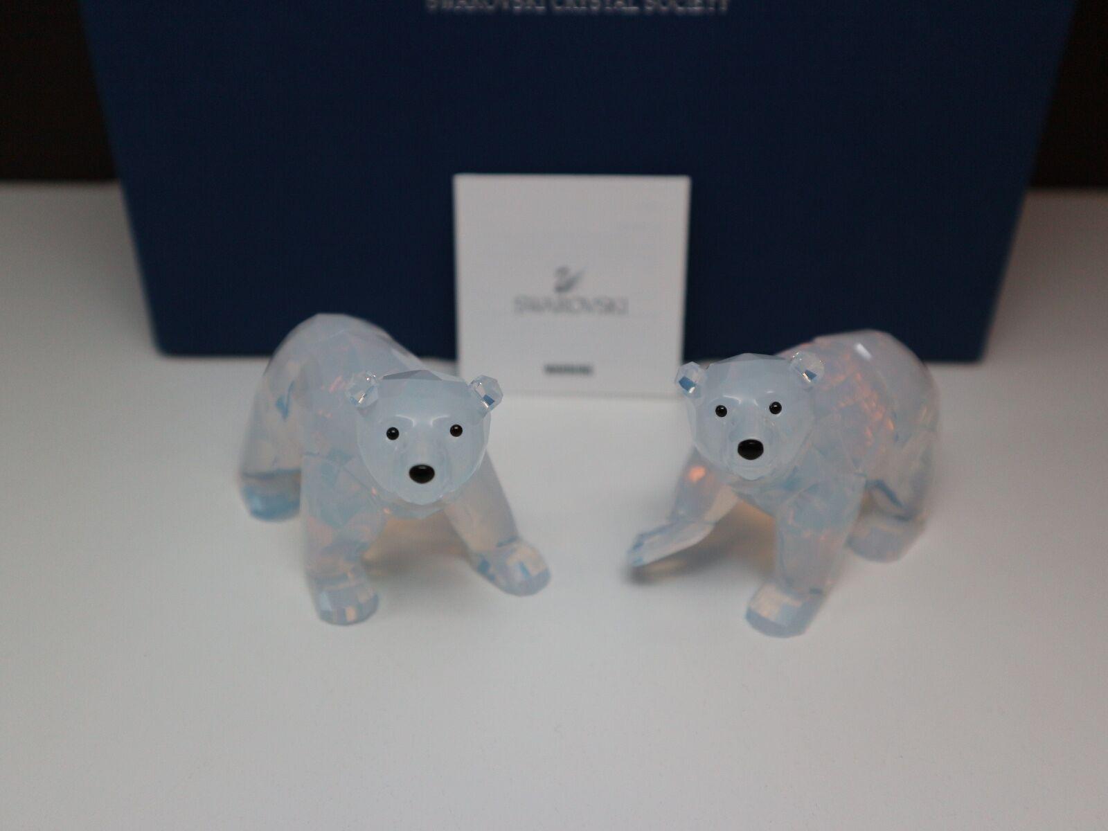 Swarovski SCS Polar Bear Cubs 1080774