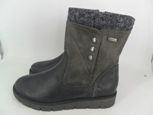 6 An Eu Soft 40 Flex Ln088 Tex Navy Jana Lined Uk 5 Fur 07 Boots UqOnvC8
