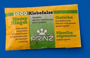 Paquete-De-1-000-Bisagras-de-sello-Doblado-aleman-hizo-paquete-de-la-marca-Prinz