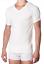 miniature 3 - 3-maglia-intima-uomo-100-lana-e-cotone-mezza-manica-girocollo-o-scollo-a-punta