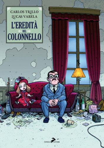 L'EREDITA' DEL COLONNELLO - CONIGLIO EDITORE