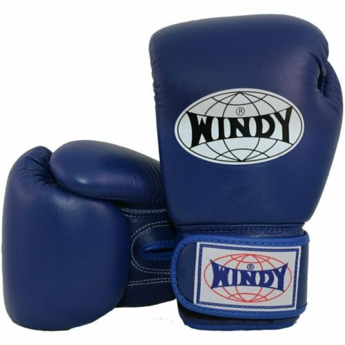 Windy BGVH muay thai kickboxing k1 mma high quality leather boxing gloves